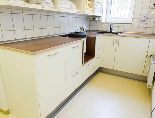 Funktionsraum/Küche